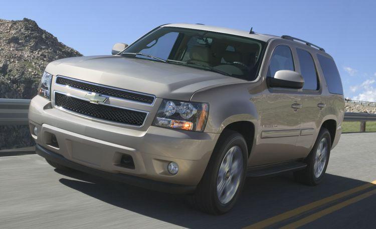 2009 Chevrolet Tahoe and Silverado XFE / GMC Yukon and Sierra XFE