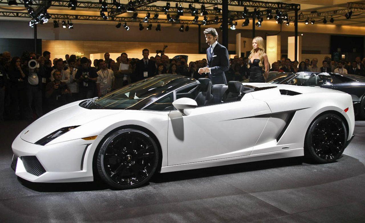 Bon 2009 Lamborghini Gallardo LP560 4 Spyder