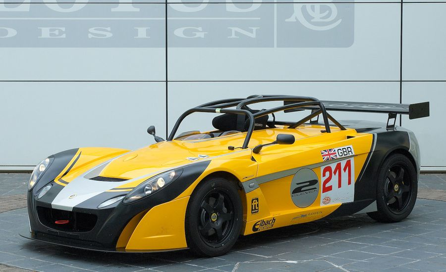 2009 Lotus 2-Eleven GT4 Supersport