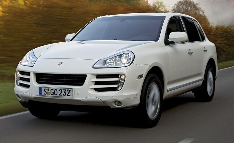 2009 Porsche Cayenne Diesel for Europe