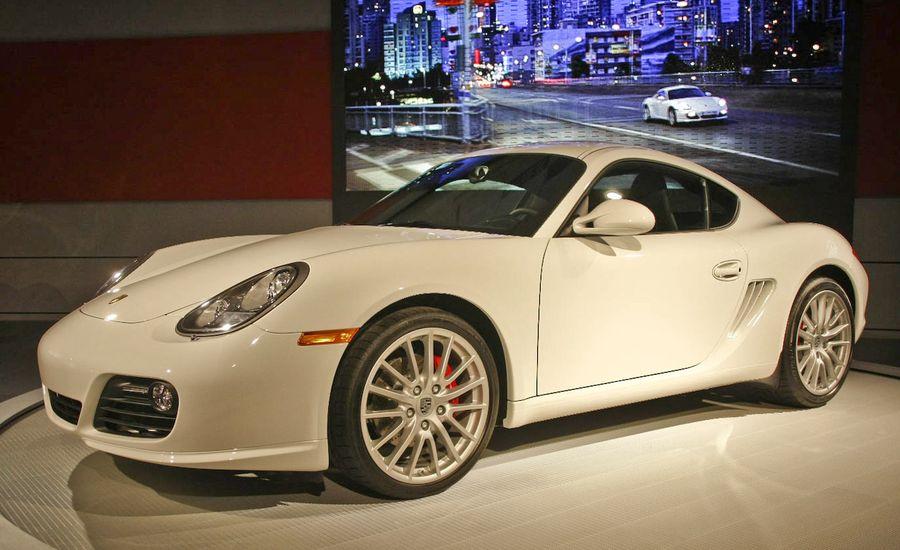2009 Porsche Cayman / 2009 Porsche Boxster