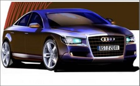 2010 Audi A8 / 2011 Audi S8