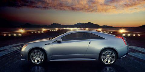 2010 Cadillac Cts V Coupe