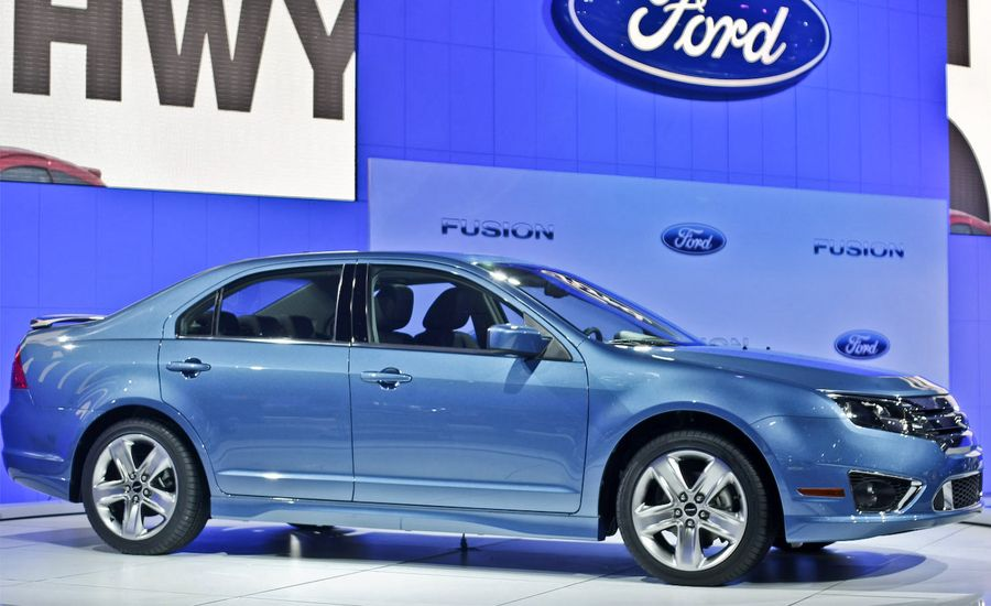 2010 Ford Fusion / Mercury Milan