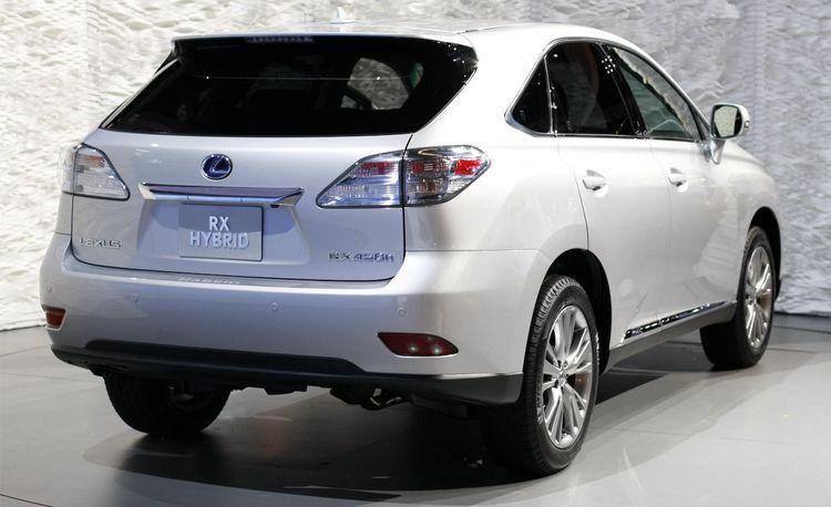 2010 Lexus RX350 / RX450h Hybrid