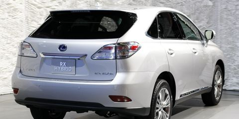 Check Out Related Content From Other Sites Road Track 2008 Lexus Rx350 Pricing
