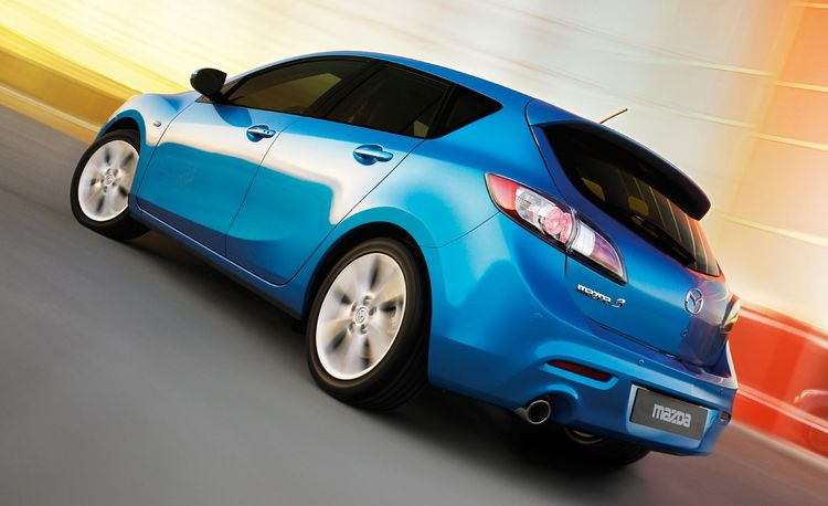 2010 Mazda 3 Hatchback – Official Photos and Info