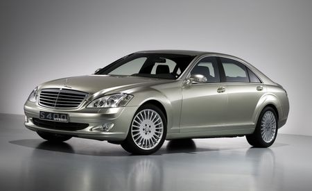 2010 Mercedes-Benz S400 BlueHybrid