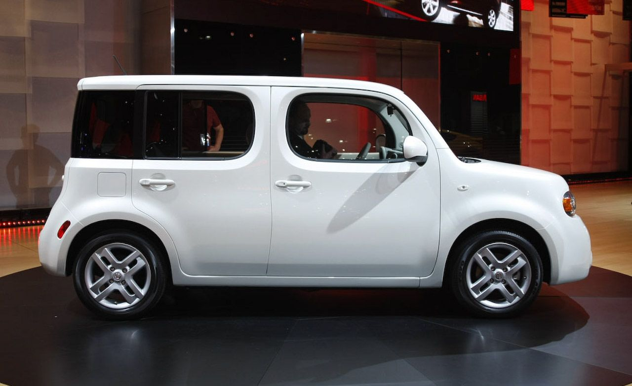 2014 Nissan Cube Reviews Nissan Cube Price Photos And Specs