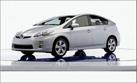 2010 Toyota Prius Revealed