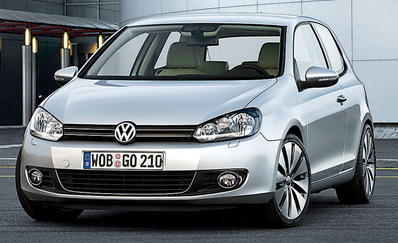 2010 Volkswagen Golf Rabbit