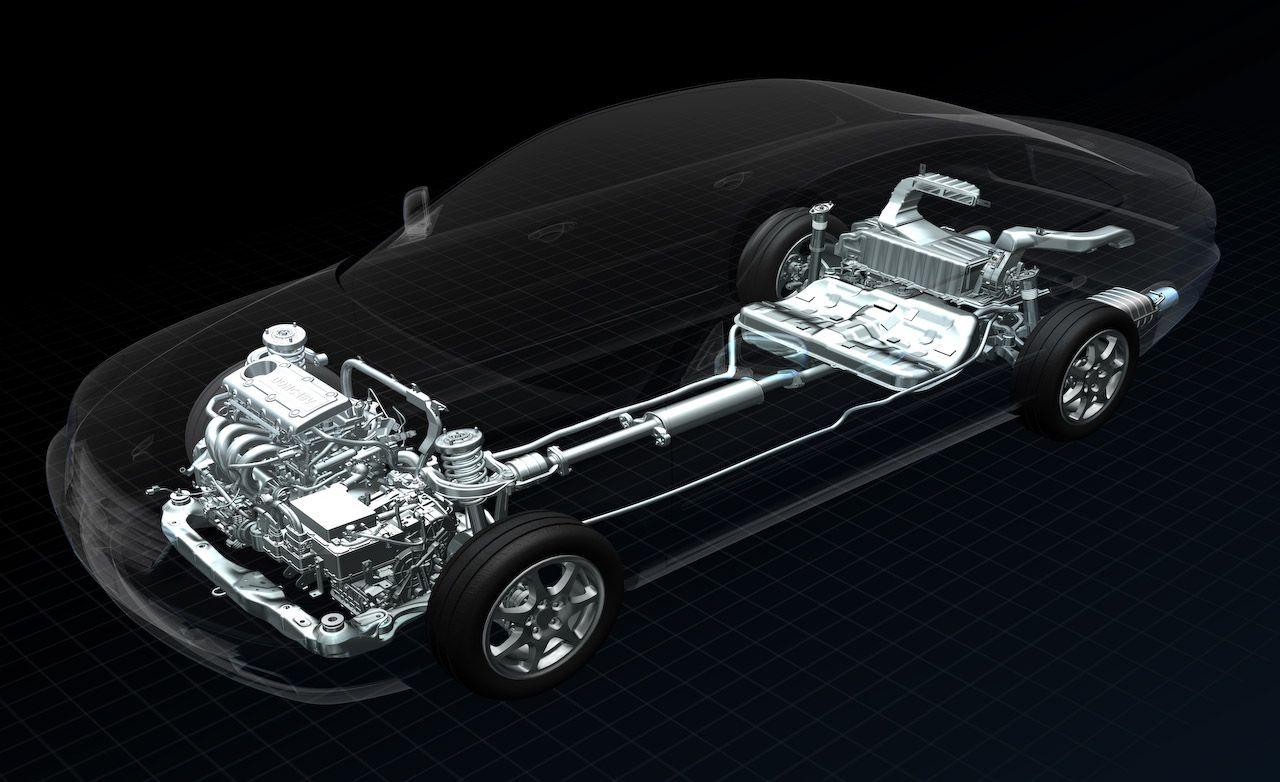 2011 Hyundai Sonata Hybrid and Blue Drive Plan
