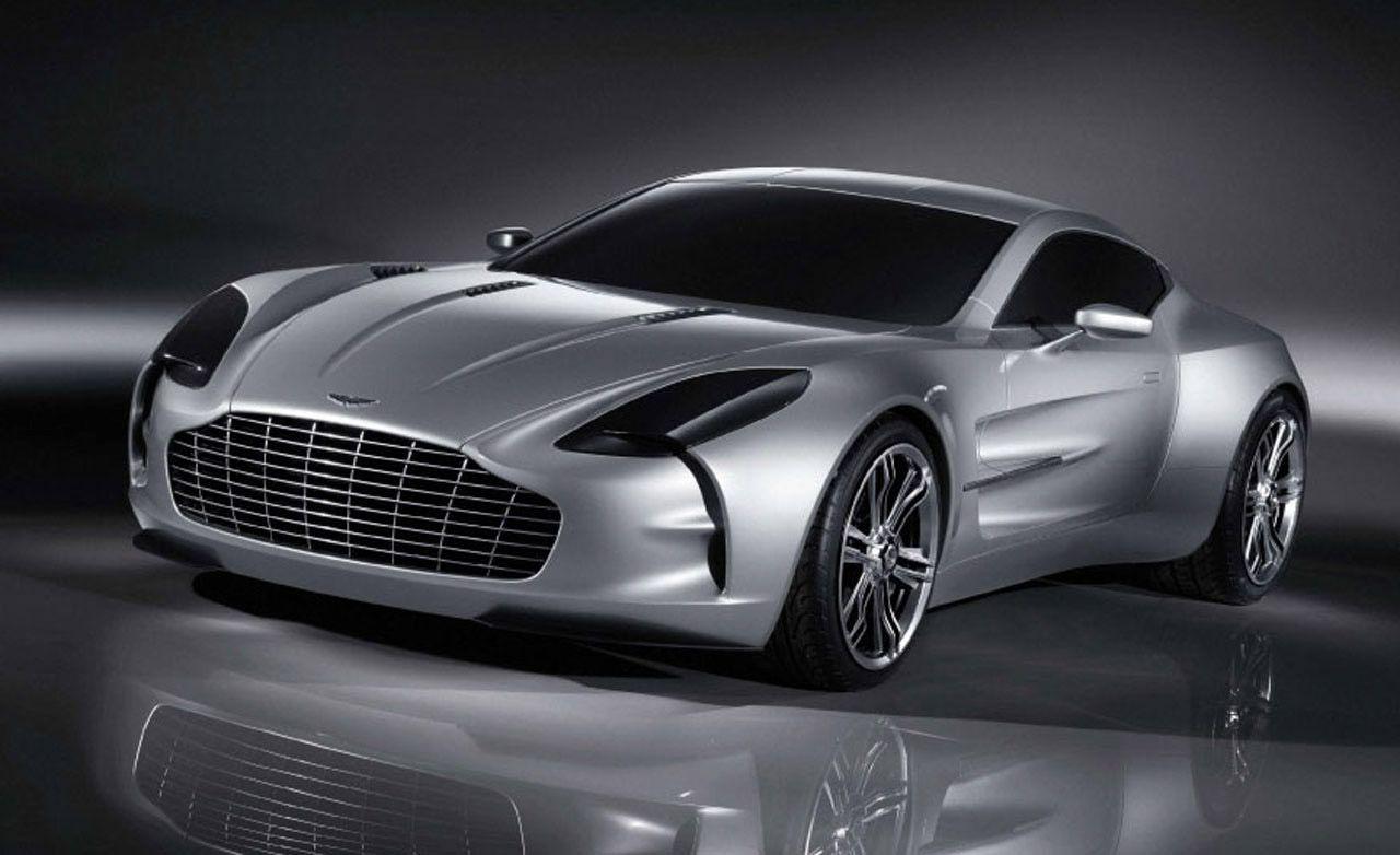 Aston Martin One-77 - Official Photos
