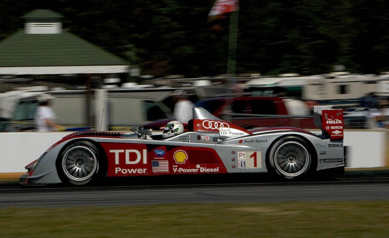 Audi Pulls out of American Le Mans Series for 2009