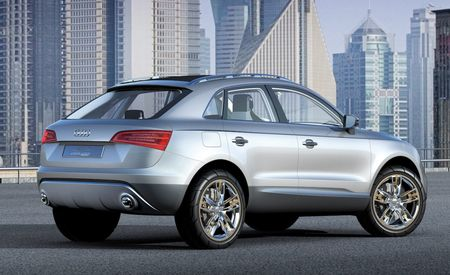 Audi Q3, Q1, A1, S1 in Works, But Not All for U.S.