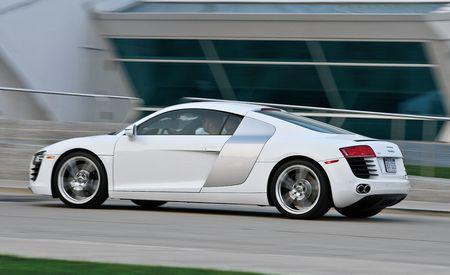 Audi R8 Family Expanding