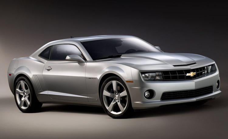 Chevrolet Announces Pricing for 2010 Camaro