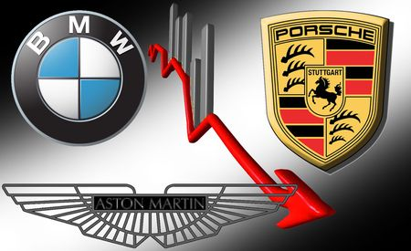 Economic Downturn Hurting European Automakers, Too