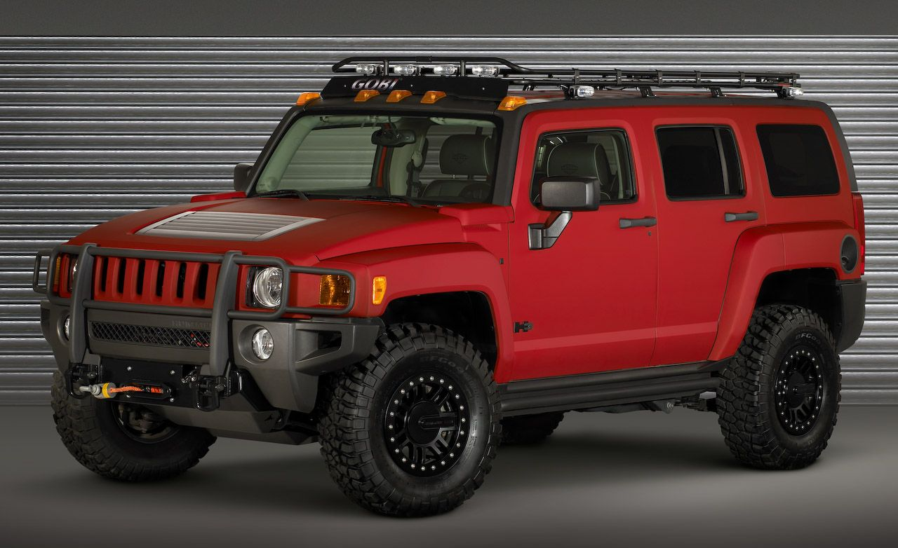2018 hummer h3. interesting 2018 hummer h3 four wheeler magazine project trailhugger with 2018 hummer h3