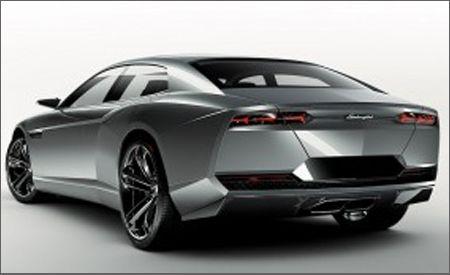 Lamborghini Estoque Still Years from Launch