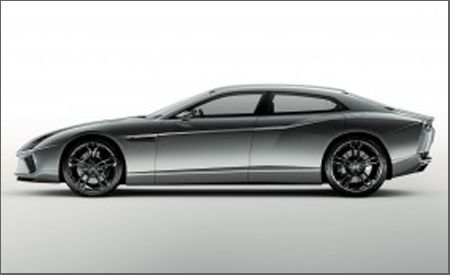 Lamborghini Estoque to Share Platform with Audi A7