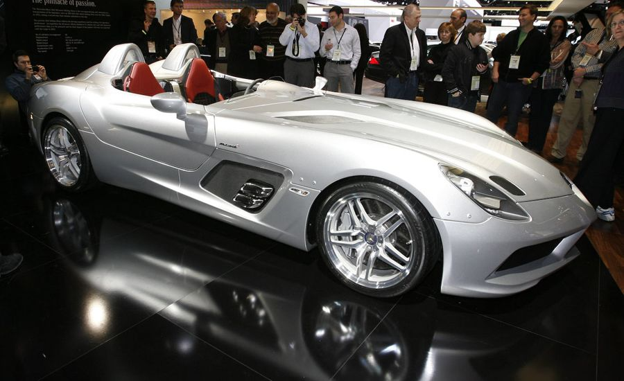 Mercedes benz slr mclaren stirling moss for Mercedes benz slr mclaren price