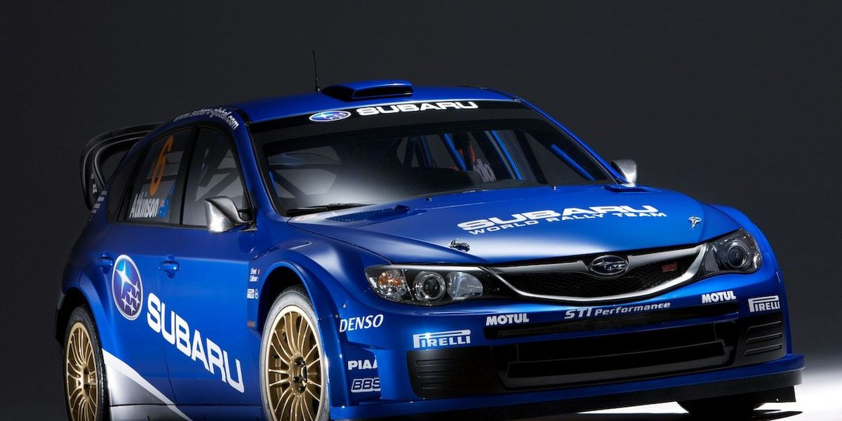 Kia First Time Buyer >> Subaru Leaves World Rally Championship