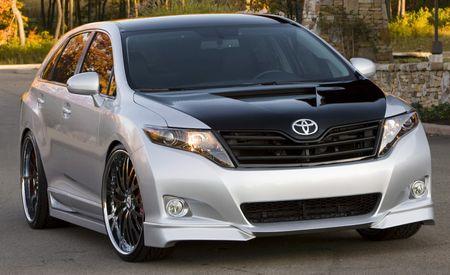 Toyota Venza SportLux by Street Image