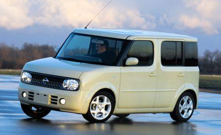 2008 Nissan Cube e-4WD