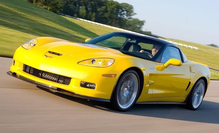 2009 Chevrolet Corvette ZR1: First Instrumented Test Results