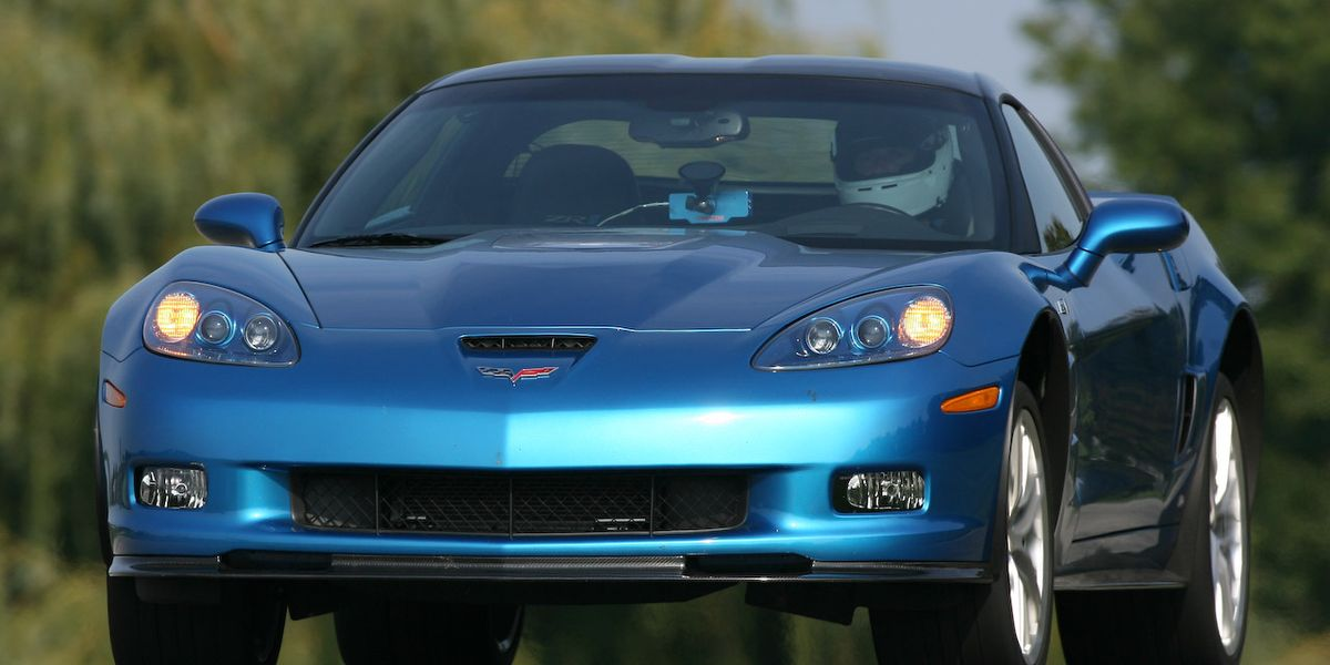 2009 Chevrolet Corvette Zr1 Tested Compared With Z51 Z06