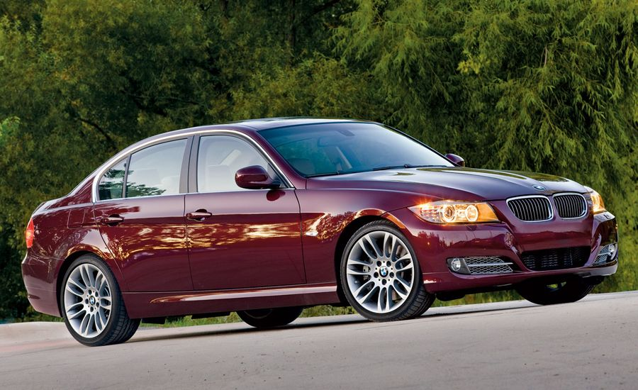 BMW D Feature Features Car And Driver - 2012 bmw 335d