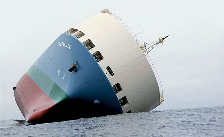 Cougar Ace: The Great $103 Million Snafu at Sea