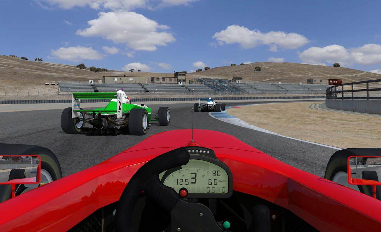 iRacing.com Racing Simulator