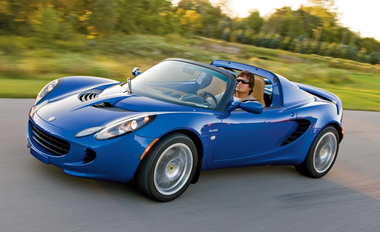 2005 Lotus Elise Road Test | Review | Car and Driver