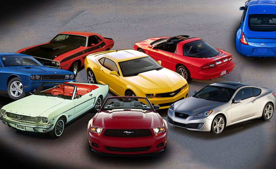 Pony Car Revival: Camaro, Genesis, and More