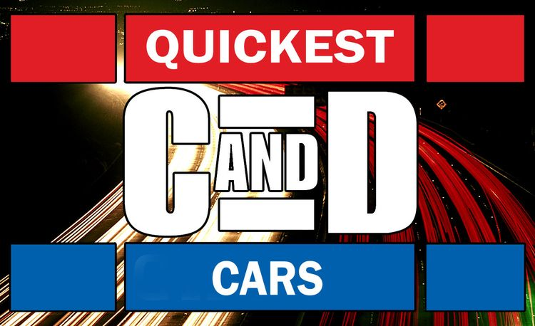The 10 Quickest Cars of 2008
