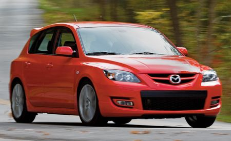 '09 Mazdaspeed 3 Grand Touring