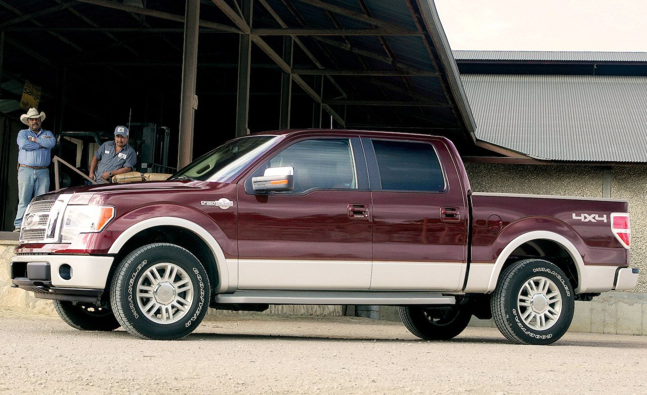 2009 ford f 150 king ranch 4x4 supercrew