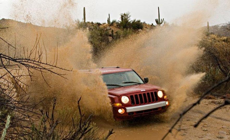 2009 Jeep Patriot - Slide 10