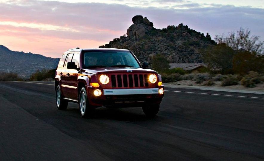2009 Jeep Patriot - Slide 11