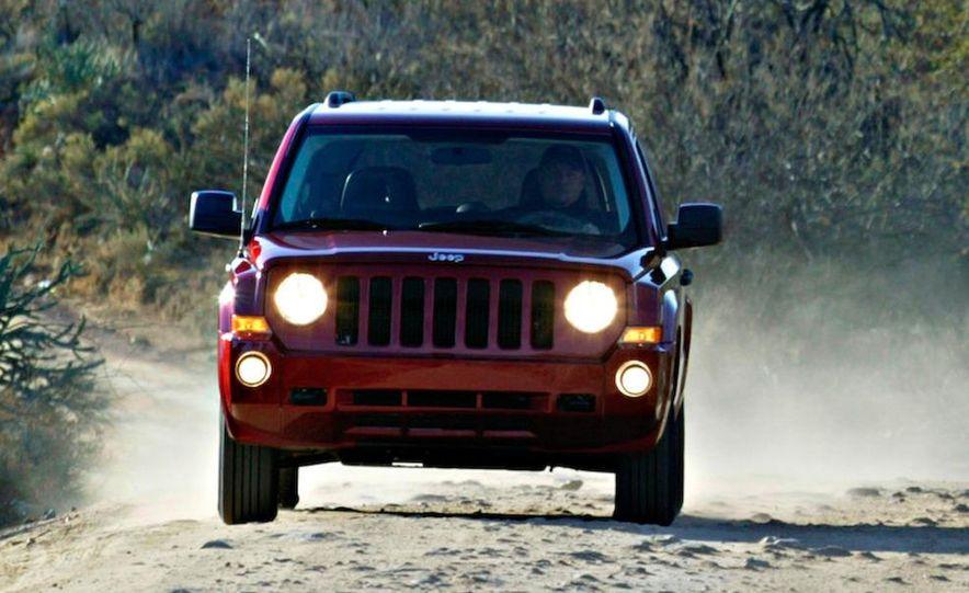 2009 Jeep Patriot - Slide 13