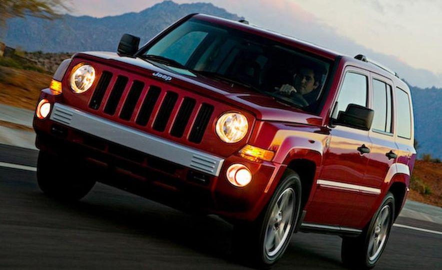 2009 Jeep Patriot - Slide 17
