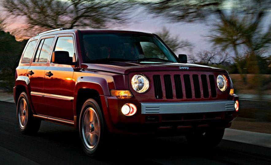 2009 Jeep Patriot - Slide 19