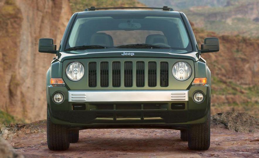2009 Jeep Patriot - Slide 21