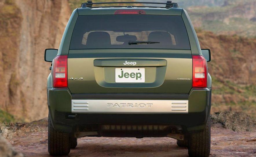 2009 Jeep Patriot - Slide 22