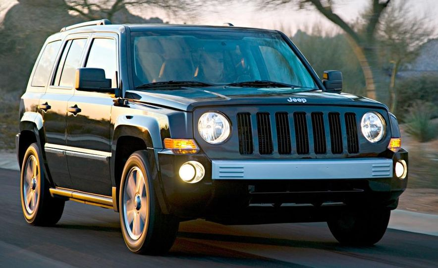 2009 Jeep Patriot - Slide 28
