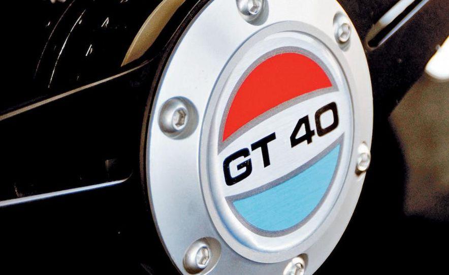 Superformance GT40 MKII - Slide 18