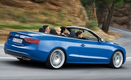 2010 Audi S5 Cabriolet Quick Spin Review Car And Driver