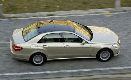2010 Mercedes-Benz E-class / E550